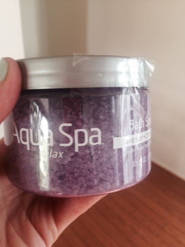 Aqua Spa Bath Salts
